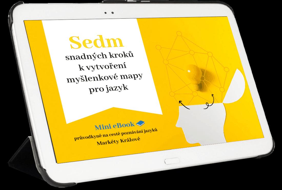 Sedm snadných kroků kvytvoření myšlenkové mapy pro jazyk - Solis Ortus